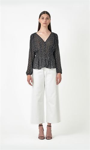 VIVIENNE BLOUSE-brand-RUBY