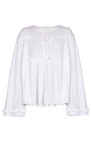 ARIA BLOUSE-ruby-RUBY