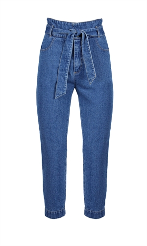 SILA JEAN-trousers-RUBY