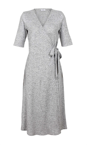 ARO WRAP DRESS-category-RUBY
