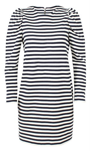 CAMILLA STRIPE DRESS-brand-RUBY