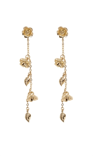 FLORA WATERFALL EARRING-brand-RUBY
