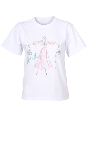 LIBRA T-SHIRT-this week-RUBY
