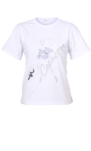 CAPRICORN T-SHIRT-brand-RUBY