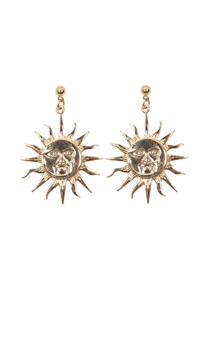 ECLIPSE DROP EARRING-brand-RUBY