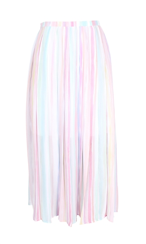 SACHI PLEAT SKIRT-brand-RUBY