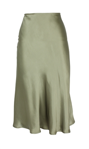 SABRINA SILK SKIRT-brand-RUBY