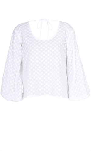 IRIS BLOUSE-brand-RUBY