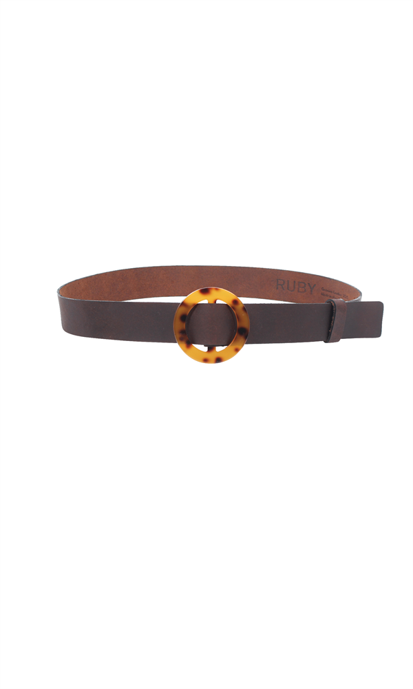 JENN LEATHER BELT