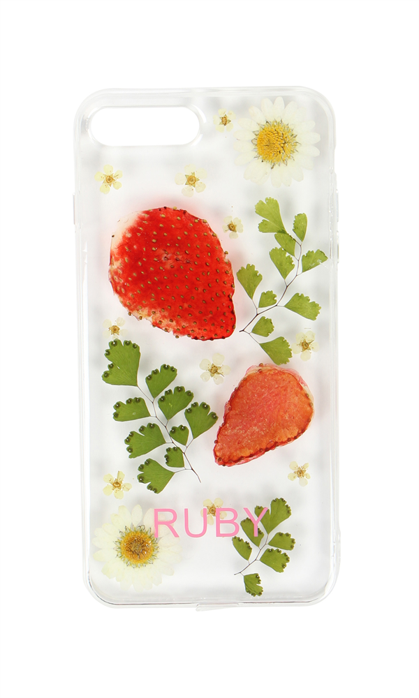 STRAWBERRY IPHONE 8+ CASE