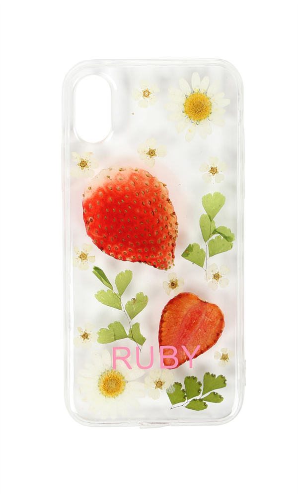 STRAWBERRY IPHONE XS MAX CASE