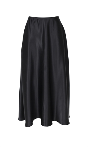 FRIDA SILK SKIRT-brand-RUBY