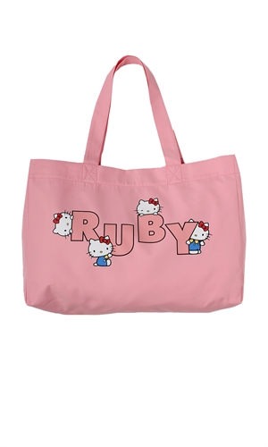 RUBY X HK TOTE BAG-ruby-RUBY