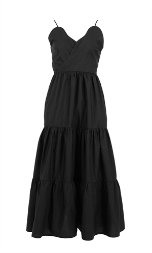 CLAUDIA COTTON MAXI DRESS-brand-RUBY
