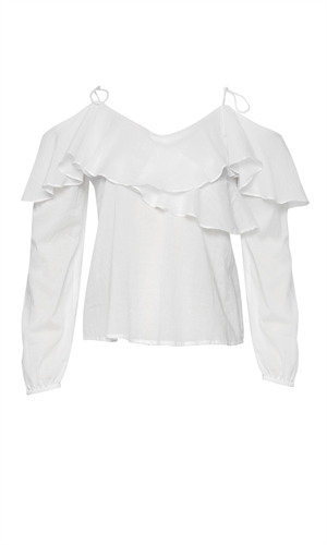 LOVE LETTERS BLOUSE-brand-RUBY