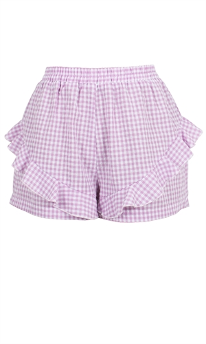 KITTY RUFFLE SHORT-brand-RUBY