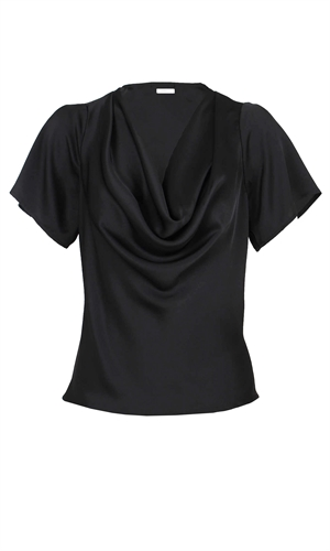 COTERIE COWL NECK TOP-brand-RUBY