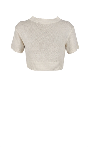 BEBE KNIT T-SHIRT-brand-RUBY