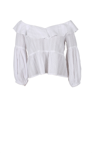 ALLORA BLOUSE-brand-RUBY