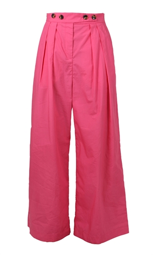 ALLORA COTTON PANT-brand-RUBY