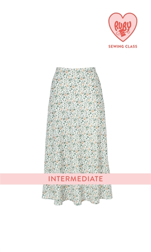 INTERMEDIATE - COTERIE SKIRT PATTERN-brand-RUBY