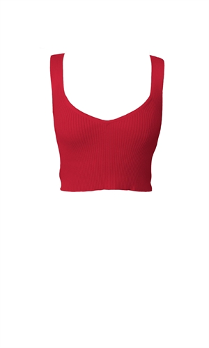 CARRIE SWEETHEART CROP-brand-RUBY