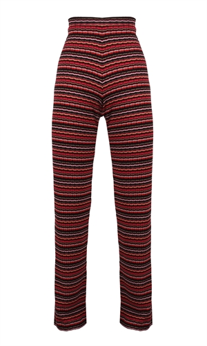 DILLION KNIT PANT-ruby-RUBY