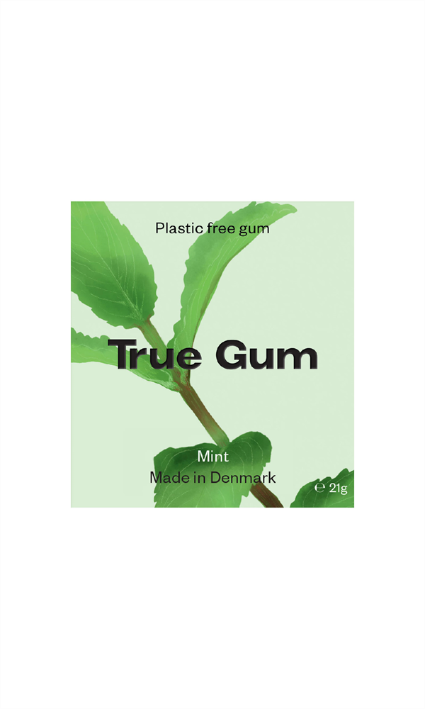 TRUE GUM MINT