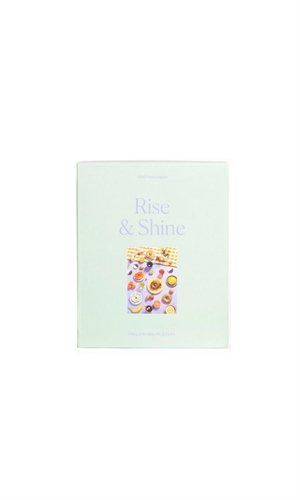 PIECEWORK RISE AND SHINE PUZZLE-house warming-RUBY