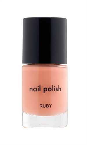 RUBY NAIL POLISH - PEACHY-ruby-RUBY