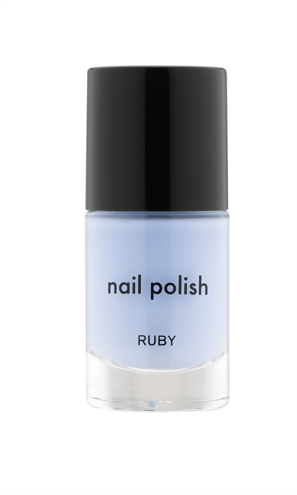 RUBY NAIL POLISH - BLUE ORCHID