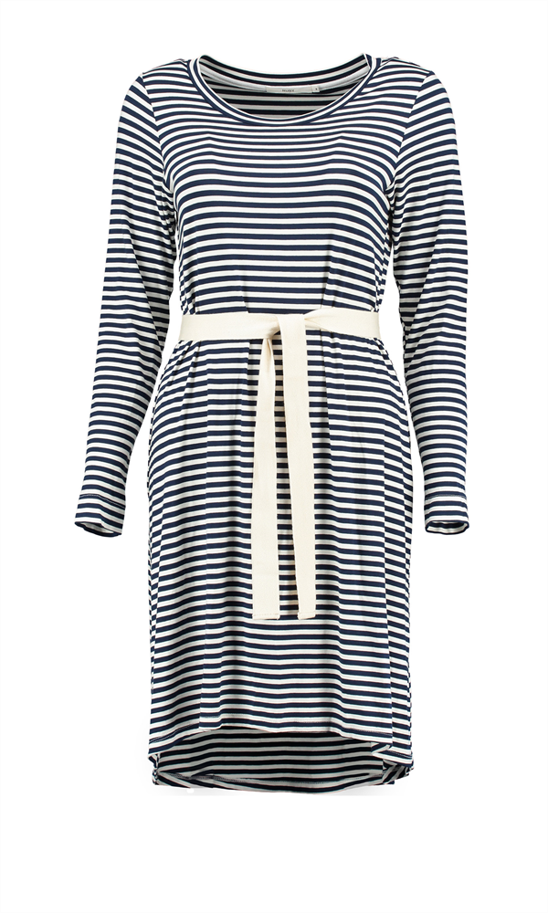 GLACIER STRIPE DRESS