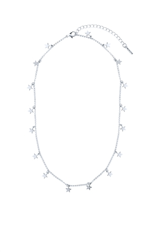 NIGHT SKY NECKLACE-ruby-RUBY