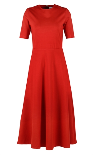 HIGH NOON MAXI DRESS-liam-RUBY