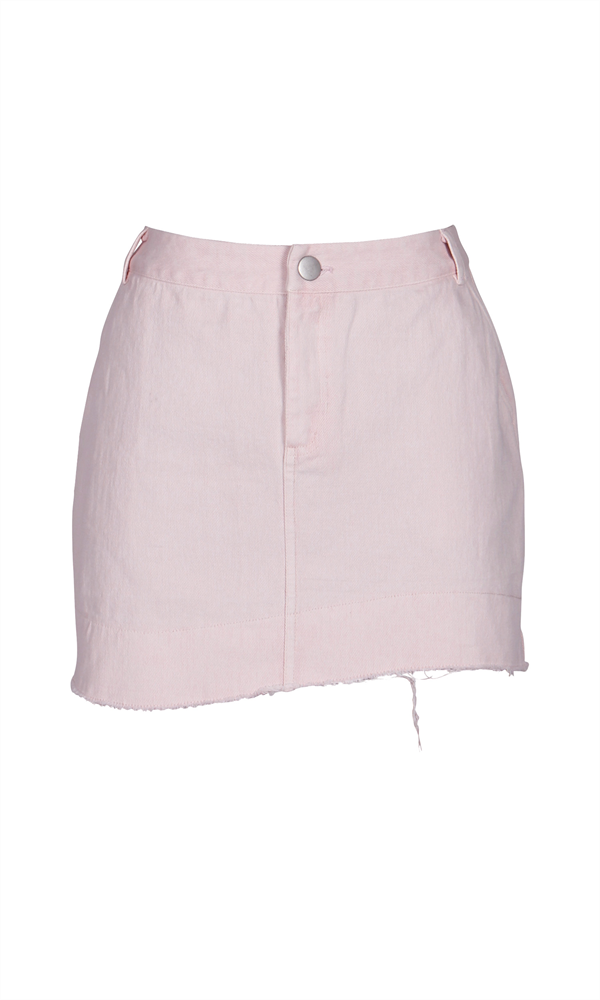 FRANCES DRILL SKIRT