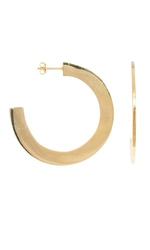 CIRCLE EARRING-accessories-RUBY