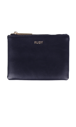 COIN PURSE-ruby-RUBY