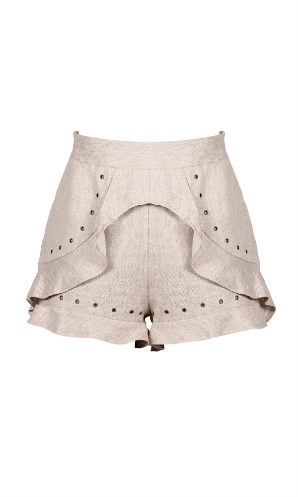 PIERO RUFFLE SHORT