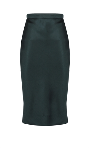 HERA PENCIL SKIRT -brand-RUBY