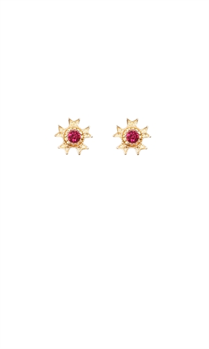 DIDI DIAMANTE STUDS-brand-RUBY