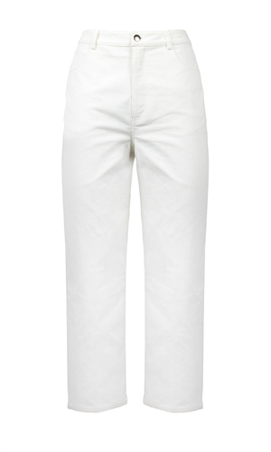 DFW CORD-trousers-RUBY
