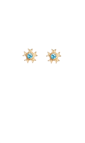 DIDI DIAMANTE STUDS-jewellery-RUBY