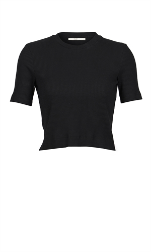 OTTO CROP T-SHIRT -tops-RUBY