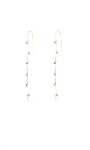 GYPSY CHAIN EARRING-accessories-RUBY