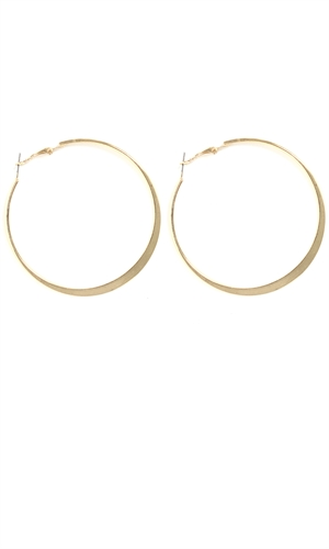 JENNY HOOP EARRING-accessories-RUBY